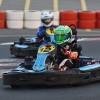 """داني شيلدز يقود مركبته نحو الفوز الأول له في كاس """"صغار أس دبليو أس"""" على أرض دبي كارتدروم"""