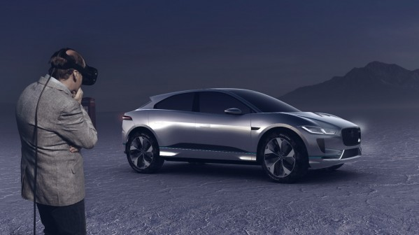 جاكوار تغزو عالم السيارات الكهربائية مع السيارة النموذج I-PACE رباعية الدفع
