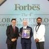 """سمير شرفان يفوز بجائزة """"العالمية تلاقي المحلية"""" للعام الثالث على التوالي"""