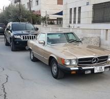 Mercedes-Benz 380SL 1984
