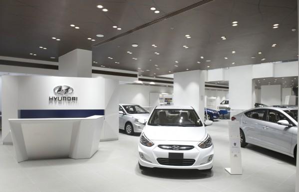 """هيونداي موتور تعيّن """"سكايلاين للسيارات"""" موزعاً رسمياً في قطر"""