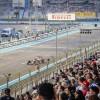 منافسة قوية بين المواهب الشابة في رياضة سباق السيارات