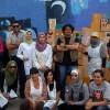 بنك القاهره عمان يرعى جدارية فنية ضخمة لدعم البيئة