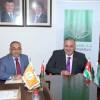 بنك القاهرة عمان يوقع اتفاقية تحويل بطاقات جامعة الحسين الى ذكية
