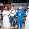 المقعودي يحصد لقب رالي دبي الدولي 2016