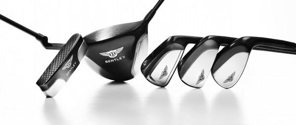 BENTLEY تطلق مجموعة أدوات جديدة لرياضة الغولف
