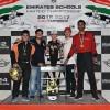 في دي آر ريسينغ يحرز لقب الكبار في الجولة الثانية من بطولة مدارس الإمارات للكارتينغ