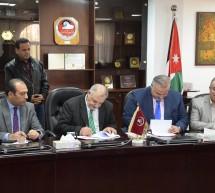 الجامعة الهاشمية تنضم الى عالم البطاقات الذكية مع بنك القاهرة عمان