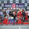 """مشاركة قياسية في سباق """"أو بلايت 2017"""" على دبي كارتدروم"""