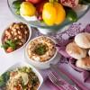 مطعم النافورة أبراج الإمارات يطرح قائمة غداء عمل بمذاق لبناني أصيل