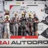 وهبة يوقف سلسلة الانتصارات المتتالية لأبردين في الفورمولا 4 في الإمارات