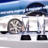 """""""نيسان Vmotion 2,0"""" تفوز بجائزة """"آيز أون ديزاين 2017″ لأفضل سيارة إختبارية و""""أفضل استخدام مبتكر للألوان والرسوم والمواد"""""""