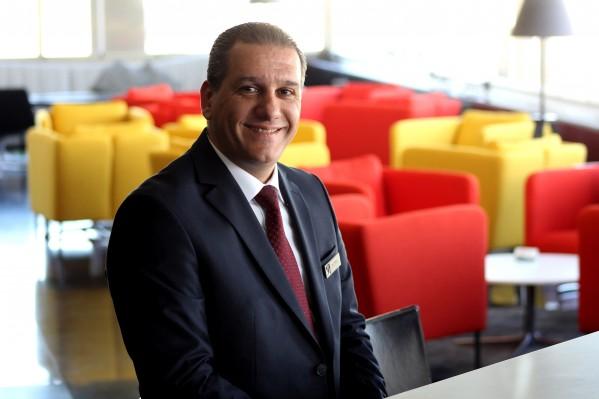 فندق لاندمارك عمان يعيّن عامر فاخوري مديراً جديداً للطعام والشراب