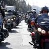 مسيرة للدراجات النارية تنطلق من شركة زين احتفالاً بعيد القائد