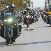 نورث رايدرز تنظم مسيرة دراجات في إربد بمناسبة عيد ميلاد جلالة الملك عبد الله الثاني المعظم