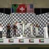 الفرق المحلية تشارك موتوبارك الفوز في الجولة الرابعة من بطولة الفورمولا 4 في الإمارات