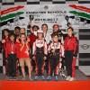 فريق المدرسة السويسرية الدولية العلمية الثالث يفوز بالجولة الثالثة من بطولة مدارس الإمارات للكارتينغ