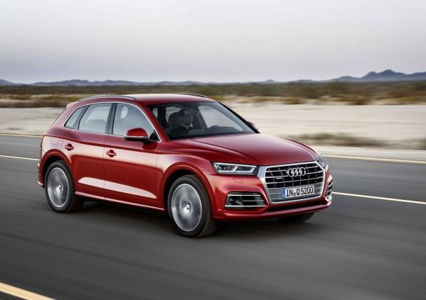أودي Q5 الجديدة تقدم أداءً مذهلاً في اختبارات مؤسسة برنامج تقييم السيارات الجديدة في أوروبا