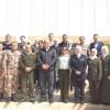 الرئيس التنفيذي لشركة زين الأردن يلتقي المشاركين في دورة الاعلام التأسيسية للضباط