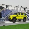 """سيارة G 500 4×42.. الطراز الأنيق بين كل الطرازات..سيارات مرسيدس-بنز الشرق الأوسط ترعى """" فاشن فورورد دبي 2017″"""