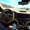 كاديلاك سوبر كروز توجد معياراً جديداً لتقنيات القيادة دون إستخدام اليدين على الطرقات السريعة