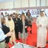 الشيخ مروان بن راشد المعلا والسفيرة الامريكية لدى الامارات يفتتحان جناح سيما ضمن فعاليات custom show emirates