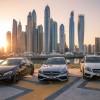 """تعـاون مشـترك بـين ســيارات مرسيدس-بنـز الـشرق الأوسط و """"إكـس دبي"""" لتـنفـيذ ثلاث مغامرات تخطف الأنفاس، منها الأولى على مستوى العالم"""