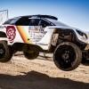 خالد القاسمي يقفز إلى المركز الثاني في أول أيام رالي أبوظبي الصحراوي