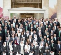 بنك القاهرة عمان يحتفل بموظفيه المتميزين بجودة خدمة العملاء