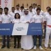 """انطلاق فعاليات """"أكاديمية السائقين الشباب لدول مجلس التعاون الخليجي """" في الإمارات اليوم"""