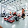 خطوة أولى ناجحة لآمنة القبيسي في عالم الفورمولا 4