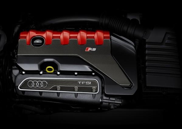 محرك Audi 2.5 TFSIيفوز بجائزة المحرك العالمي للعام كأفضل محرك ضمن فئته