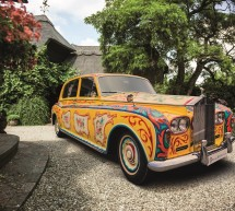 """رولز-رويس تعلن عودة سيارة فانتوم الجيل الخامس بنسخة جون لينون إلى لندن بمناسبة العيد الخمسين لألبوم """"سيرجنت بيبر لونلي هارتس كلوب باند"""""""