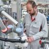 التعاون بين الإنسان والروبوت: روبوت KLARAيسهل تنويع الإصدارات في عمليات الإنتاج ضمن مصانع أودي