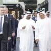 سمو الشيخ أحمد بن سعيد آل مكتوم، رئيس هيئة دبي للطيران المدني ورئيس مطار دبي والرئيس والمدير التنفيذي لمجموعة الإمارات، يفتتح دورة ٢٠١٧ من معرض الفنادق ومعرض الترفيه بدبي