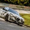 ألفا روميو ستيلفيو كوادريفوليو تنتزع لقب أسرع SUV إنتاجية في العالم على حلبة نوربورغرينغ