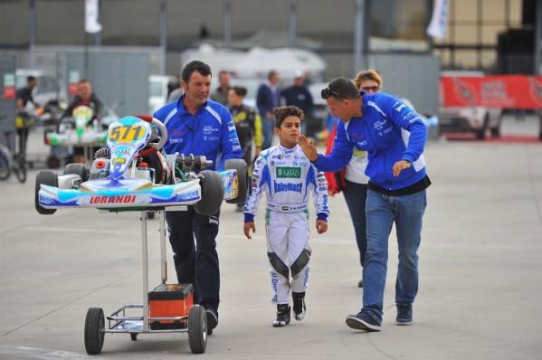 ممثلاً الإمارات العربية المتحدة في سباق لومان بفرنسا  الأصغر سناً على الإطلاق، البطل الإماراتي الموهوبراشد الظاهري في أصعب تحدي حتى الان