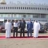 أسطول جديد من سياراتBMWفي مبنى كبار الشخصيات لمطارات أبوظبي