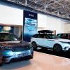 """وصول """"رينج روڤر ڤيلار"""" إلى صالات عرض الطاير للسيارات وبريمير موتورز"""