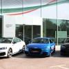 """شركة """"علي وأولاده أودي"""" تكشف النقاب عن طرازي RS الجديدين في أبوظبي والعين"""
