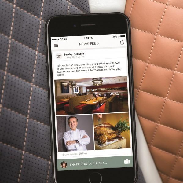 تطبيق Bentley Network يوفر شبكة رقمية حصرية للعملاء في الشرق الأوسط