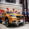 الحبتور للسيارات – شيري الإمارات تطلق الجديدة كلياً  تيغو 7 في الإمارات العربية المتحدة