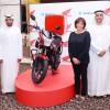 الفطيم هوندا تنظيم أول فعالية من نوعها للتوعية بمبادئ سلامة سائقي الدراجات النارية العاملين في خدمات التوصيل بالتعاون مع موقع RoadSafetyUAE