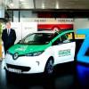 شركة فارنك تستلم أول سيارة كهربائية من رينو