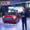 'جي إم سي' تستعرض للمرّة الأولى شاحنة 'دزرت فوكس' نموذجية بإصدار خاص للشرق الأوسط خلال 'معرض دبي الدولي للسيارات'