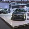 طرازات كاديلاك V-Series الفاخرة عالية الأداء تتألق في معرض دبي الدولي للسيارات 2017