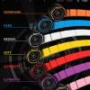 إطارات بيريللي تحيي موسم فورمولا 1 المقبل بباقة من الألوان المميزة