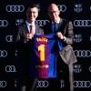 من الملعب إلى المسار: لاعبو برشلونة يخوضون نوعا آخر من الرياضات مع أودي