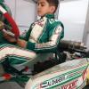 البطل الإماراتي راشد الظاهري ينضم لفريق توني كارت العالمي لموسم 2018 من سباقات الكارتينج