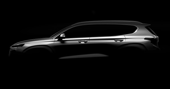 الجيل الجديد من أول مركبة رياضية متعددة الاستخدامات يعكس ثراء إرث الشركة من هذه الفئة  هيونداي موتور تنشر أولى الصور التشويقية للجيل الرابع من سيارتها سانتافي